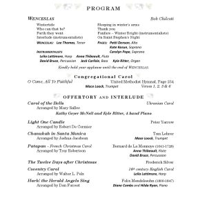 HCS 2019 Fall program Cover and Program and Singers-page-002