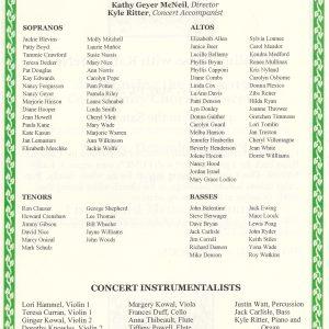 Haydn's St. Nicholas Mass Singers